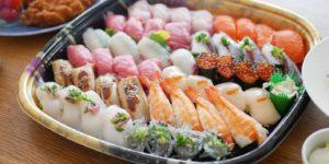 魚卓の寿司