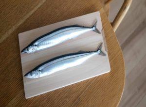 魚卓の鮮魚