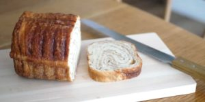 B-grottoビーグロットのメープル食パン